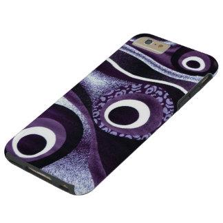 Purple Eyed Tough iPhone 6 Plus Case