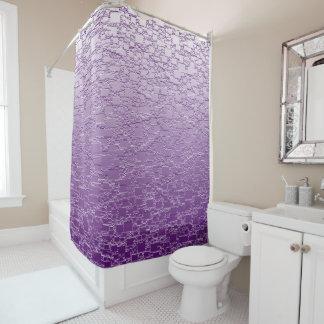 Purple Fade Mini Tile Design