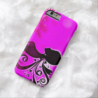 Purple Faerie Airbrush Art iPhone 6 Case