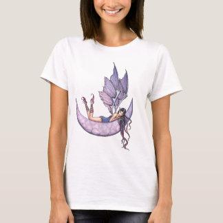 Purple Fairy on Moon Tank Top