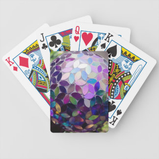 Purple Fantasy Bicycle Playing Cards