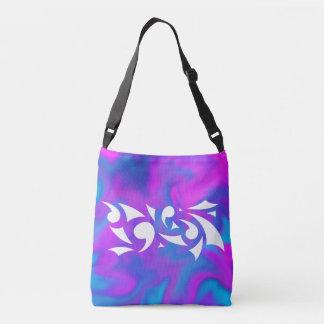 Purple Fantasy Cross Body Bag