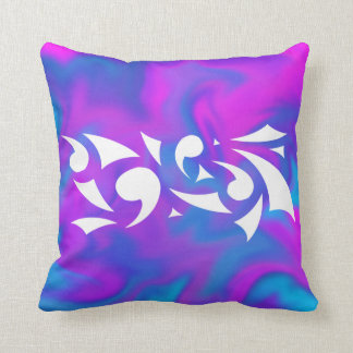Purple Fantasy Cushion