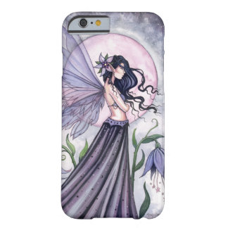 Purple Fantasy Fairy Art iPhone 6 case Barely There iPhone 6 Case