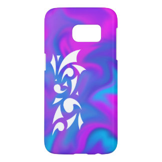 Purple Fantasy (Samsung Galaxy S7) Samsung Galaxy S7 Case