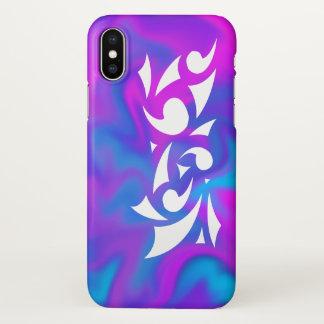 Purple Fantasy (X/8/7) iPhone X Case