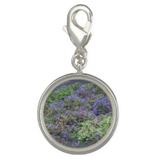 Purple Fields of Joy Charm