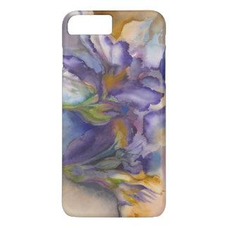 Purple Flame Case-Mate iPhone Case