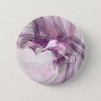 Purple flare 2 inch round button