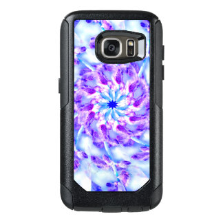 Purple Floral Mandala OtterBox Galaxy S7 Case