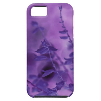 Purple Floral Photography Case For The iPhone 5