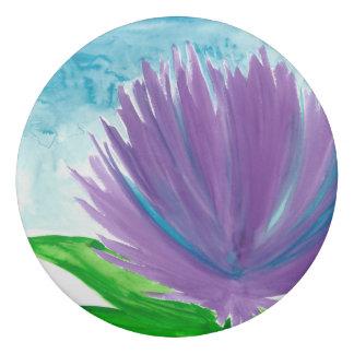 Purple Flower 1 Eraser