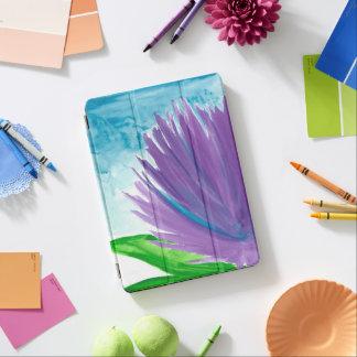 Purple Flower 1 iPad Air Cover