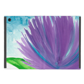Purple Flower 1 iPad Mini Cover