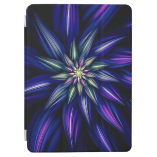 Purple Flower iPad Air Cover