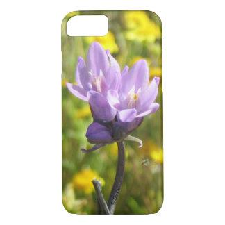 Purple Flower iPhone7 Case