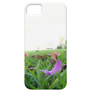 Purple Flower iPhone 5 Cover