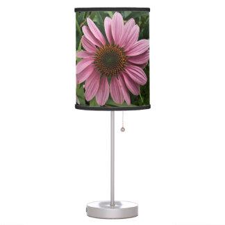 Purple Flower Lamp