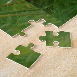 purple flower puzzles