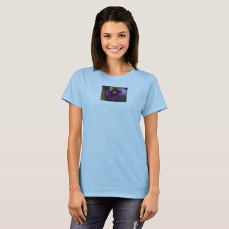 Purple Flower T-Shirt