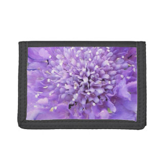 Purple Flower Wallet