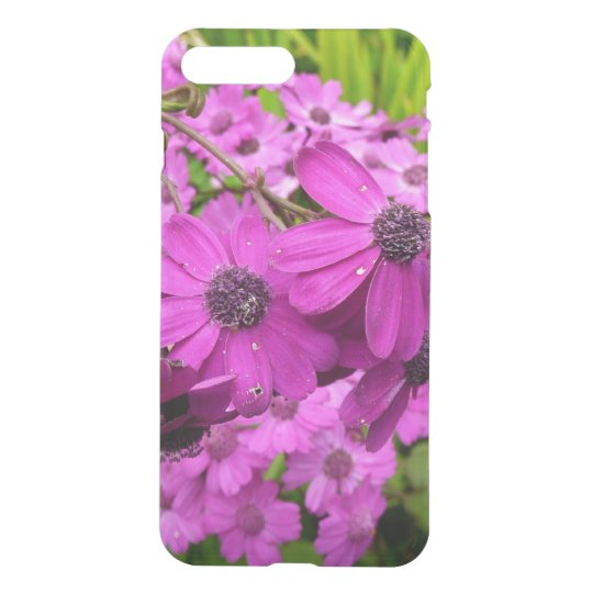 Purple Flowers from San Francisco iPhone 7 Plus Case