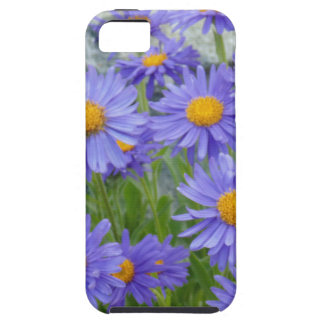 Purple Flowers iPhone 5 Cover