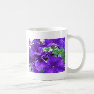 Purple Flowers Mugs