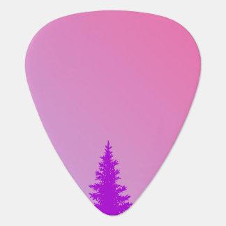 Purple Forest Guitar Picks
