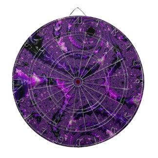 Purple Fractal Dartboard