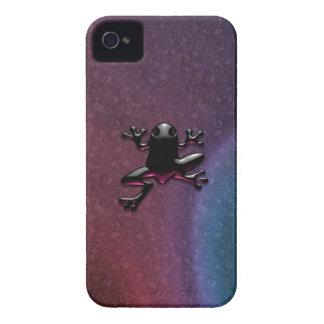 Purple Froggy iPhone 4/4S Case