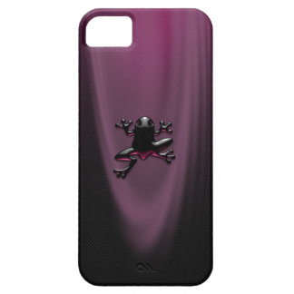 Purple Froggy iPhone 5 Case