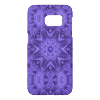 Purple Frost Samsung Galaxy S7 Case