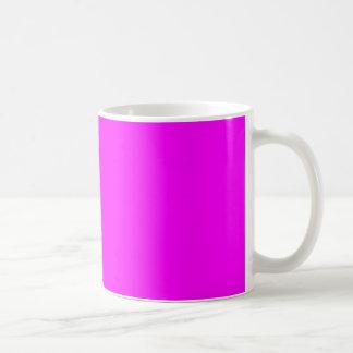 purple fuchsia white 325 ml classic white mug