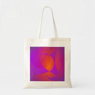 Purple Furnace Tote Bags