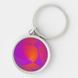 Purple Furnace Key Chains