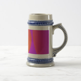 Purple Furnace Coffee Mugs