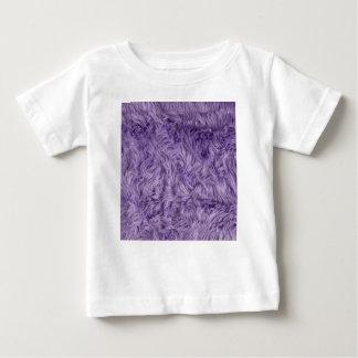 PURPLE FUZZY FUR BABY T-Shirt