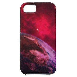 Purple galaxy 2 - purple galaxy iPhone 5 cover