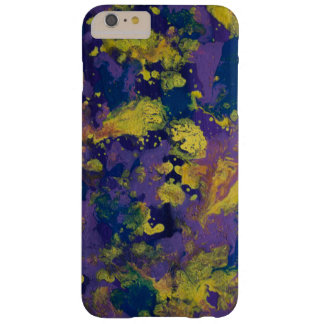 Purple Galaxy Barely There iPhone 6 Plus Case