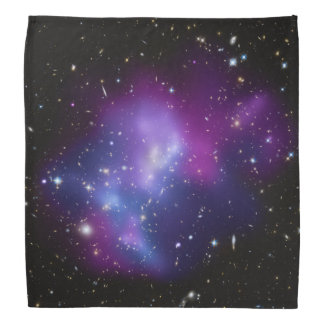 Purple Galaxy Cluster Bandana