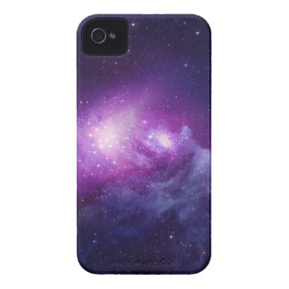 Purple galaxy iPhone 4 cases