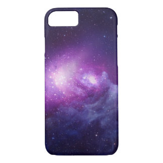 Purple Galaxy iPhone 8/7 Case