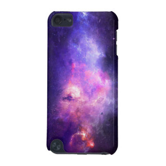Purple Galaxy iPod touch 5 case