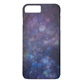 Purple Galaxy Labradorite iPhone 7 Plus Case
