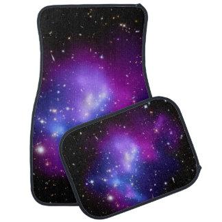 Purple Galaxy Universe Astronomy NASA Space Car Mat