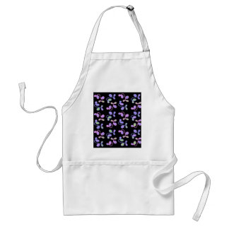 Purple garden standard apron