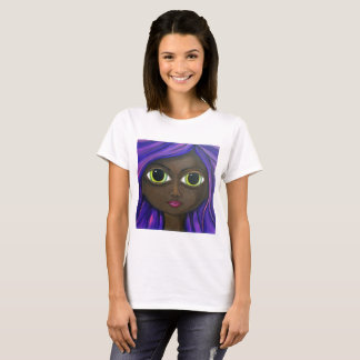 Purple Gaze T-Shirt