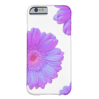 Purple gerbera daisy barely there iPhone 6 case