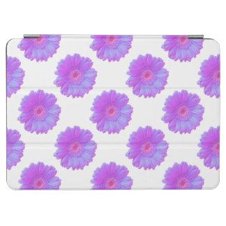 Purple gerbera daisy iPad air cover